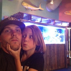 Photo taken at Beach House Grill & Tacos by Cody L. on 6/30/2012