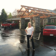 Photo taken at Village Inn of Blowing Rock by Russ G. on 3/31/2012