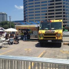Photo taken at Chilantro BBQ by Lauren S. on 5/18/2012