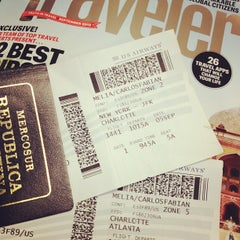 Photo taken at US Airways by Carlos M. on 9/5/2012