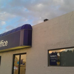 Photo taken at FedEx Office Print & Ship Center by Leslie Z. on 8/4/2012
