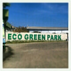 Photo taken at Eco Green Park by Chichilia W. on 9/1/2012