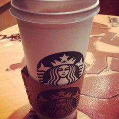 Photo taken at Starbucks by Teya M. on 4/1/2012
