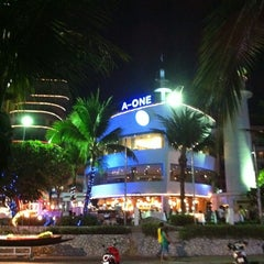 Photo taken at A-One The Royal Cruise Hotel Pattaya by Sundeep N. on 2/22/2012