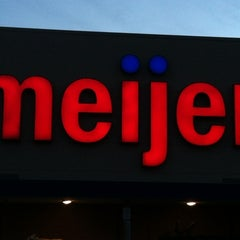 Photo taken at Meijer by Tricia C. on 6/15/2012