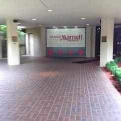 Photo taken at Atlanta Marriott Northwest by Miss Nellom on 9/3/2012