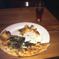 Photo taken at Earth Bread & Brewery by Ed F. on 7/3/2012