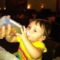 Photo taken at Princess Garden Restaurant by Elizabeth Z. on 5/4/2012