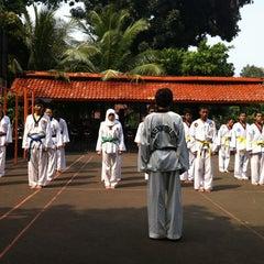Photo taken at SMAN 28 Jakarta by Castiliano Y. on 5/5/2012