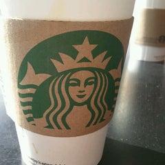 Photo taken at Starbucks by Michael G. on 2/4/2012