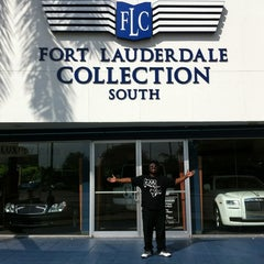 Photo taken at Fort Lauderdale Collection South by Franz D. on 4/1/2012