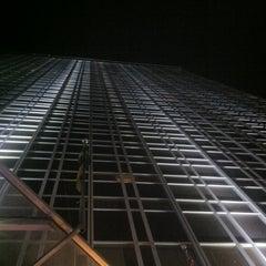 Photo taken at Radisson Blu Plaza Hotel by Nikita C. on 4/3/2012