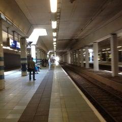Photo taken at Station Rijswijk by Sebastiaan v. on 7/4/2012