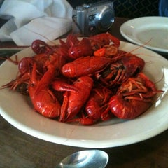 Photo taken at Captain George's Seafood Restaurant by Eric C. on 6/24/2012