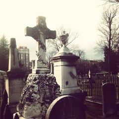 Photo taken at Alexandria National Cemetery by Joseph P. on 3/15/2012