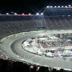Photo taken at Bristol Motor Speedway by Mark B. on 9/8/2012