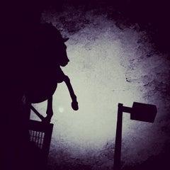 Photo taken at Dark Horse Saloon by Josh F. on 4/3/2012
