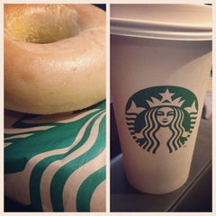 Photo taken at Starbucks by Elysa E. on 6/5/2012