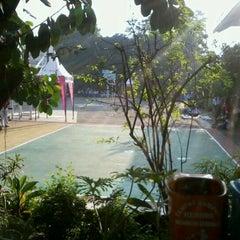 Photo taken at SMPN 7 Jakarta by Muhammad K. on 5/5/2012