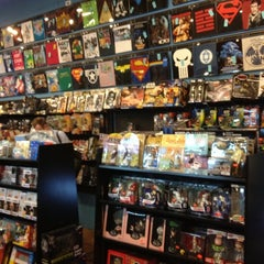 Photo taken at Forbidden Planet by Antonio on 8/2/2012
