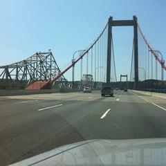 Photo taken at Carquinez Bridge by MarinVacation.com R. on 5/5/2012