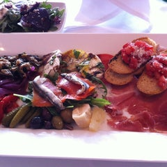 Photo taken at Poor Italian Trattoria by Roley C. on 6/3/2012