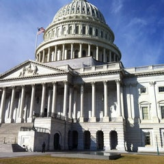 Photo taken at United States Capitol Building by Jeff W. on 2/21/2012
