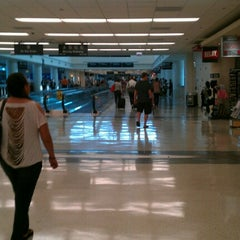 Photo taken at Concourse B by Tim C. on 7/7/2012