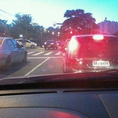 Photo taken at Avenida Guido Aliberti by Alan C. on 2/16/2012
