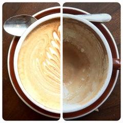 Photo taken at Grind Espresso by Luke B. on 3/7/2012