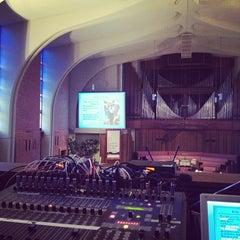 Photo taken at Kettering Seventh-day Adventist Church by Daniel U. on 3/16/2012