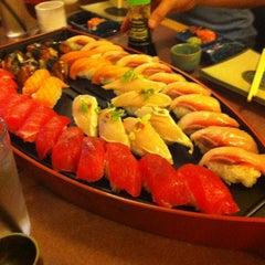 Photo taken at Masa's Sushi by Ilya K. on 6/15/2012