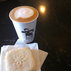 Photo taken at Uptown Espresso by DF (Duane) H. on 6/8/2012