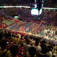 Photo taken at James H. Hilton Coliseum by Paul H. on 5/25/2012