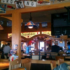 Photo taken at Applebee's by Janice F. on 2/14/2012
