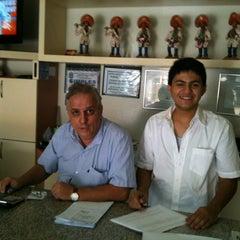 Photo taken at Hotel Vila Rica by Andre Z. on 3/21/2012