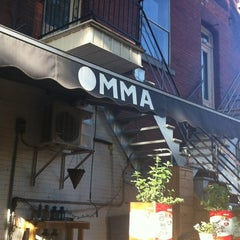 Photo taken at Omma by Mj M. on 6/10/2012