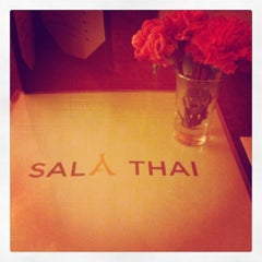 Photo taken at Sala Thai by Michelle J. on 4/19/2012