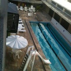Photo taken at Malibu Palace Hotel by Carla R. on 8/24/2012
