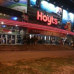 Photo taken at Cine Hoyts by Matias G. on 8/12/2012