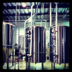 Photo taken at The Phoenix Ale Brewery by Artizen A. on 8/29/2012