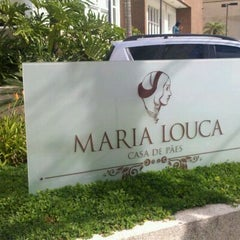 Photo taken at Maria Louca Casa de Pães by Gustavo P. on 5/25/2012