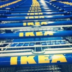 Photo taken at IKEA by John E D. on 8/7/2012