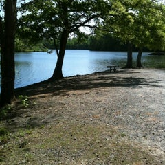 Photo taken at Anne Springs Close Greenway by Jessica S. on 4/10/2012