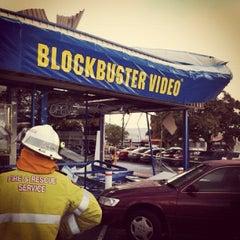 Photo taken at Blockbuster by Georgia S. on 6/7/2012