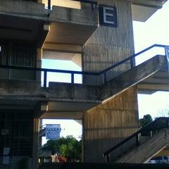 Photo taken at Modulo E by Alejandro G. on 2/3/2012
