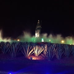 Photo taken at Glorieta Fuente La Minerva by Ivan S. on 3/2/2012