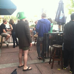 Photo taken at The Auld Dubliner by Adela N. on 3/17/2012