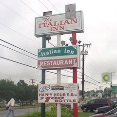 Photo taken at The Italian Inn by Katie L. on 2/22/2012