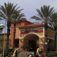 Photo taken at Desert Hills Premium Outlets by Ji Young K. on 3/24/2012